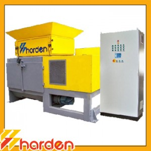 Heavy duty Single Shaft Shredder