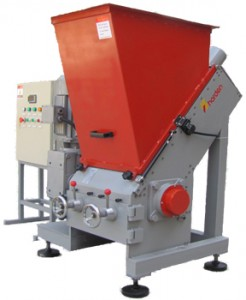 Light Duty Single Shaft Shredder-SS400