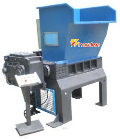 twin shaft shredder