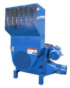 Small EPS shredder